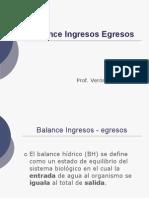 Clase 5 -Equilibrio Hídrico