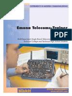 Emona Telecoms-Trainer ETT-101