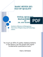 Chapter # 11 (the Basic Seven-B7-Tools of Quality)