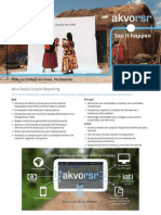 AKVO Brochure