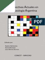 CURTONI 2009 Arqueologia, Paisaje y Pensamiento Decolonial