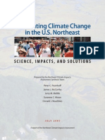 Confronting Climate Change in the US  Northeast