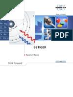S8 TIGER Operators Manual DOC-M80-EXX032 V3 Complete