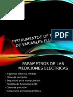 instrumentos de medicion de variables elctricas