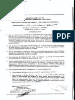 Reglamento Técnico 47-2000 Panamá. Uso de Lodos