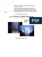 NSA Apple iPhone Zombie Slides