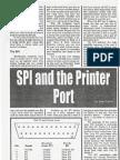 SPI And The Printer Port