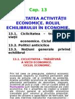 13 Lma Dr Ciclicitate Echil