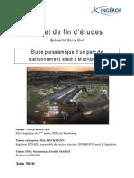 Mémoire GC PFE Parasismique