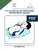 Prevencion de enfermedades respiratorias agudas