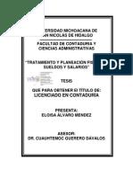 Planeación Fiscal - Alvaro Méndez