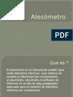 Alesómetro