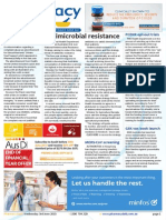 Pharmacy Daily for Wed 03 Jun 2015 - Antimicrobial resistance , Palliative programs launched, CRP rules on PD ad, Health and Beauty and much more