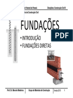 TC025 Fundações A