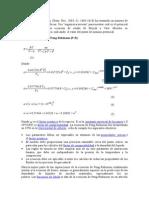 Ecuación de Estado de Peng-Robinson