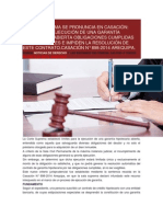 Garantía Hipotecaria Abierta_cas. 898-2014 Arequipa