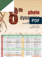 8th Photodynamics