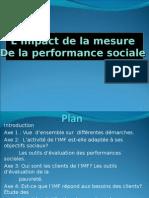 La Mesure de La Performance Sociale Finale