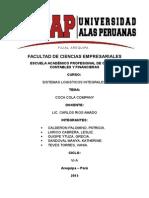 Coca Cola Company - Sistemas Logisticos Integrales