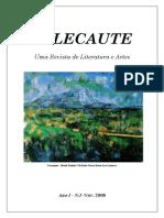 Blecaute - Ano 1 - Nº 1 - Nov 2008