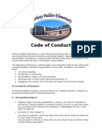 code of conduct-ape