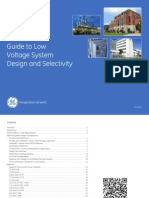 Guide to Low Voltage System Design and Selectivity