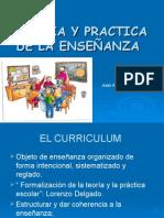 Temas Curriculum Didáctica de la Educación