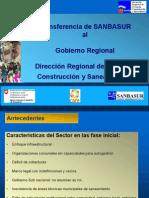 Transferencia de SANBASUR - Edith Leon 180811