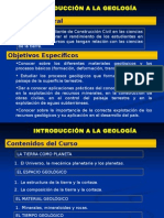 Intro a La Geologia