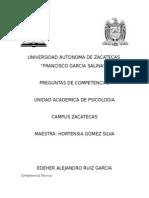 Competencias Hortencia 2013