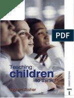 FISHER teaching children to think.pdf