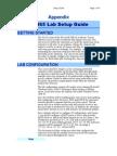 Lab Setup Guide98-365