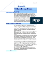 Lab Setup Guide98-365