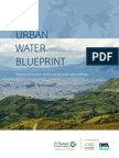 Urban Water Blueprint