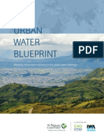 Urban Water Blueprint