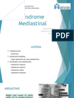Síndrome Mediastinal