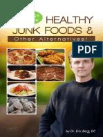 Healthy Junk Food Recipes