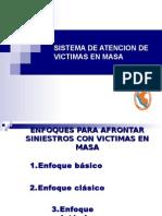 Atencion de Victimas en Masa