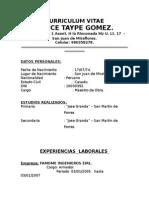 3.Brucy Taype Gomez.