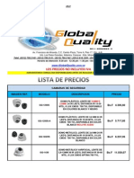 Lista Global Quality Abril