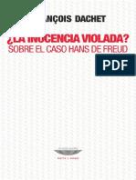 La Inocencia Violada Sobre El Caso Hans de Freud