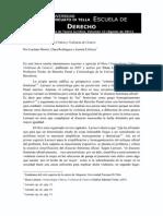 N° 14 Reseña Sobre Crimi Crítica y Viol de Gen Por Morón, Rodriguez y Uriburu