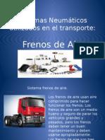 Sistema Freno Neumatico grace