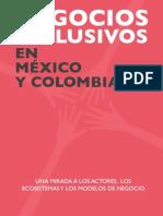 Negocios Inclusivos en México y Colombia