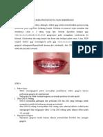 Perawatan Ortho terhadap Jaringan Perio Step 1-5 Skenario 6