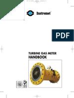 Turbine Gas Meter Handbook