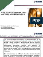 Acciones de Fiscalización