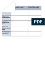 ethical management plan
