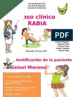 Caso Clinico Rabia