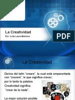 La Creatividad Presentacion